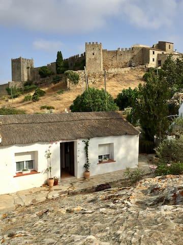 CHOZA MADDALENA - Castellar de la Frontera - Casa