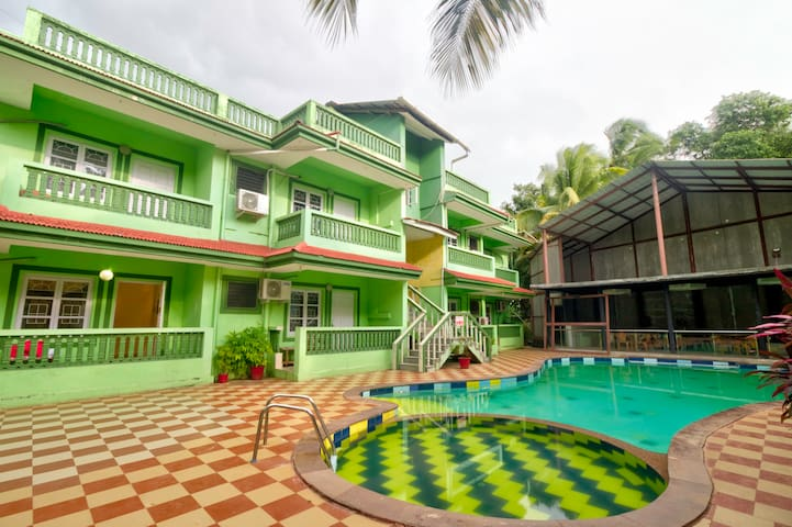 5G LUXURY 4BHK VILLA WITH POOL