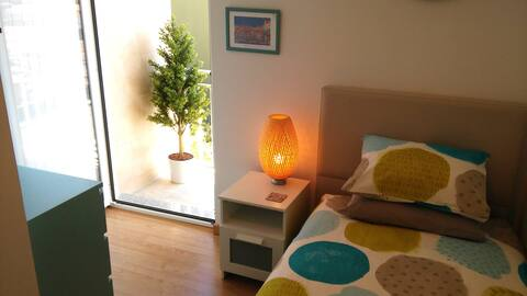 ❤️ Porto Room with private terrace 5★WOW location!