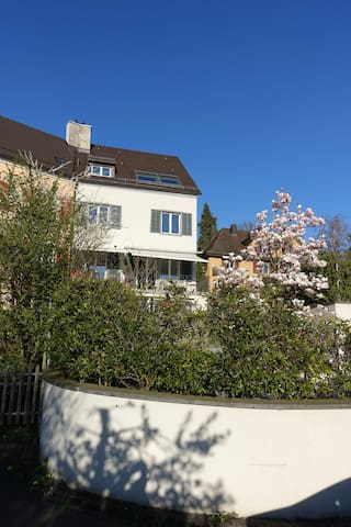 Perfect Zurich-location for a family - Zürich - House