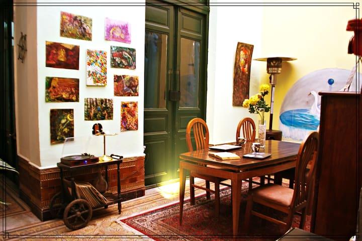 Bella habitación en el casco histórico Montevideo!