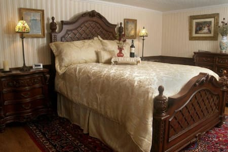 The Conewango Room at Carousel Bed and Breakfast