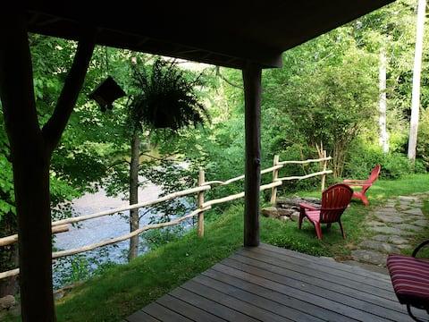 Studio on the River