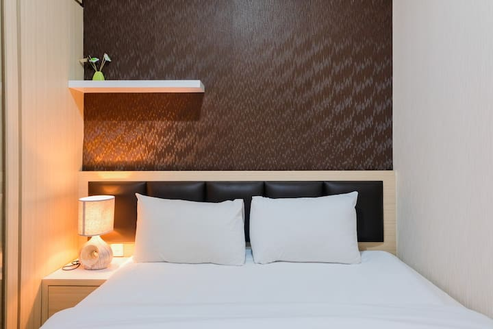 Exclusive 2BR with City View @ Ayodya Apartment