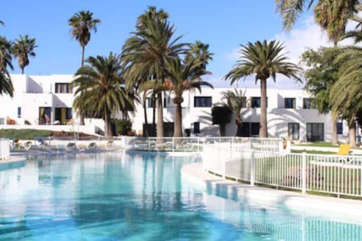 Casa Flora Corralejo Studio Apartment NEAR  BEACH