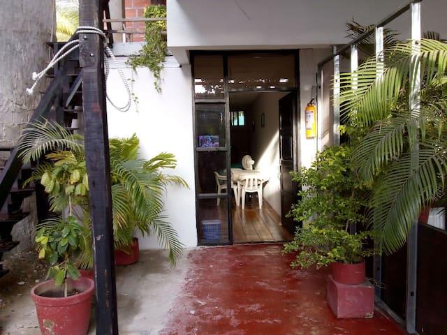 Casa Carolay aparta estudio # 1