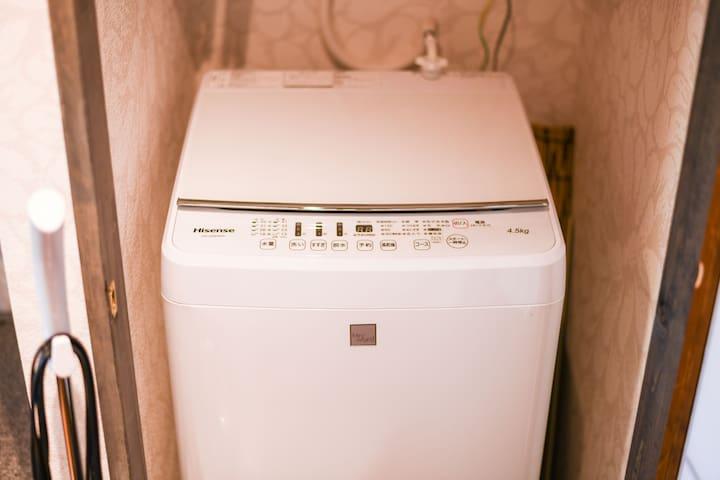 卫生间Washing Machine