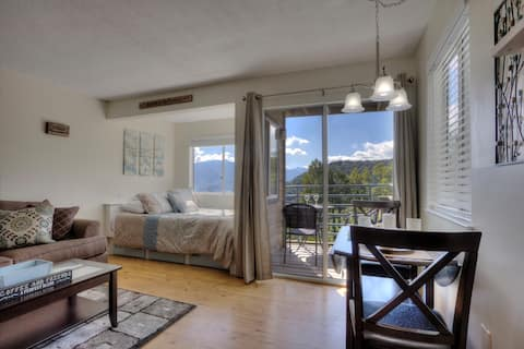 Remodeled Modern Studio with Amazing Views!