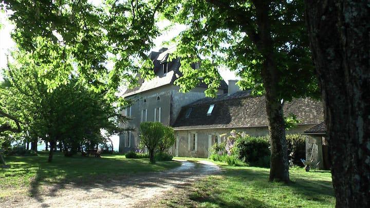 Maison de famille, Saint Capraise d'Eymet