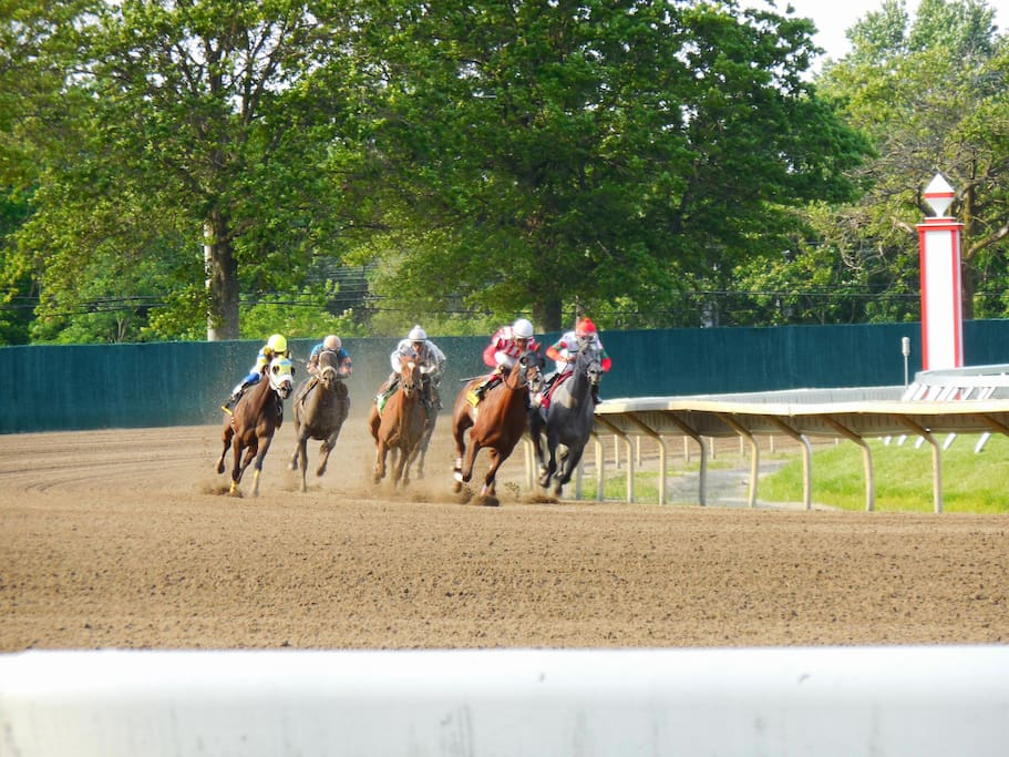 Monmouth Park Race Track