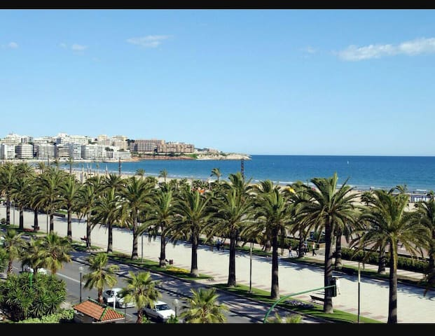 ENJOY SALOU beach centro pueblo