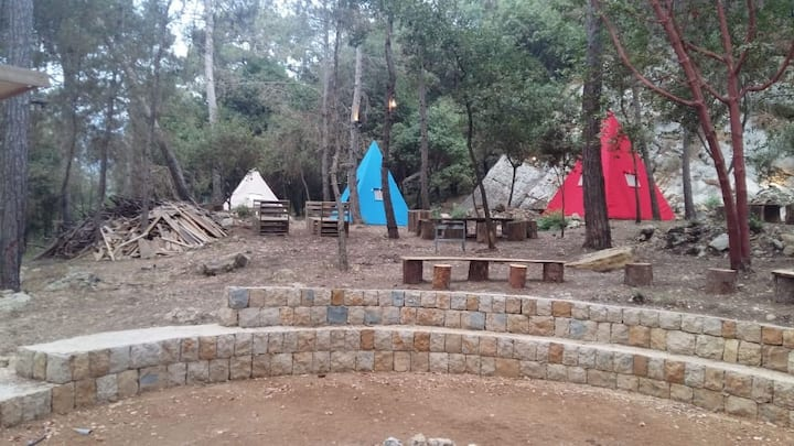 Aika village ,perfect place for picnic & camping