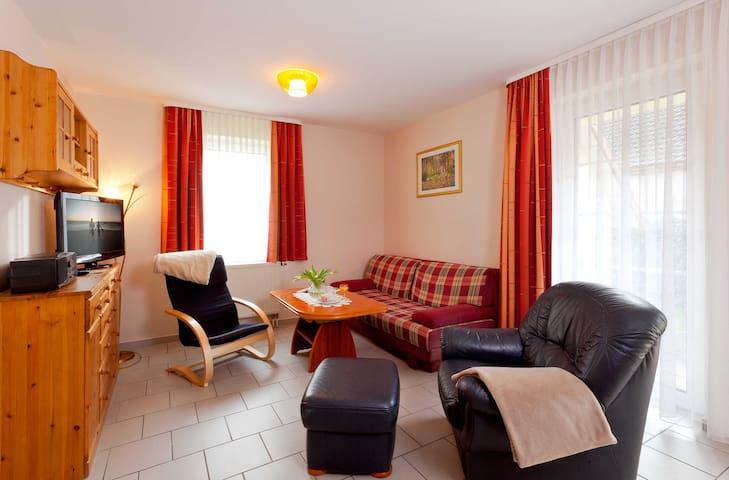 Ferienwohnung Sommergarten 4021/GAUB, Fewo Sommergarten 40/21-1 SZ bis max. 4 Pers. und 1 Baby