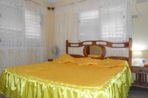 Hostal La Marina Room 2