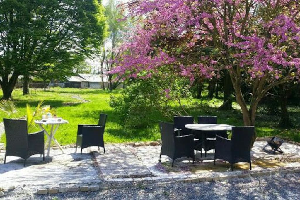 Authentique chaumi re normande maisons louer saint - Maison de jardin avec toboggan saint etienne ...