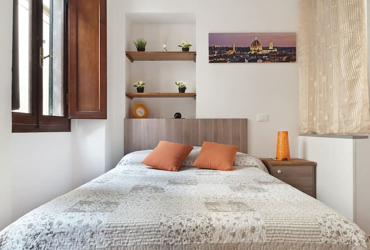 Extra large room in the heart of Florence