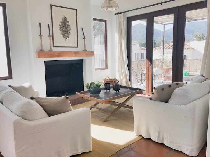 Casa en exclusivo condominio, Cachagua (5)