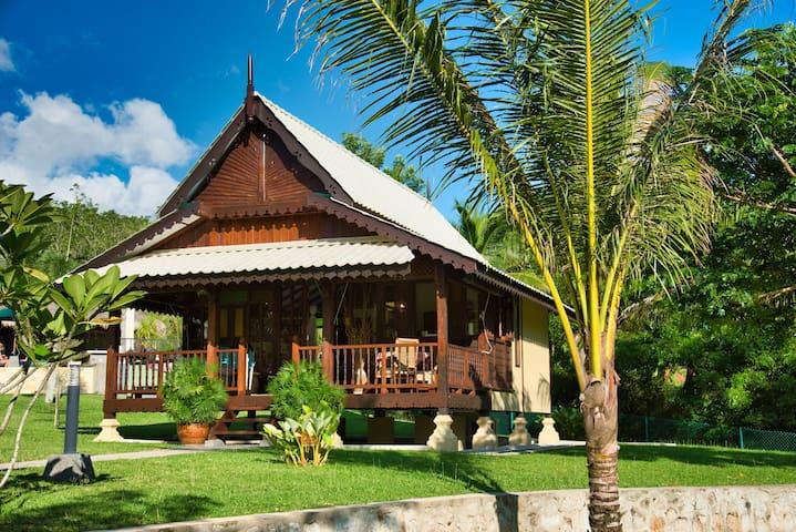 Villa Tinggi at Villa Kelapa Langkawi