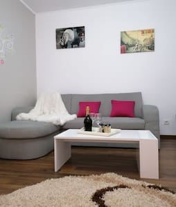 Zaya's flat-cozy and central apartament