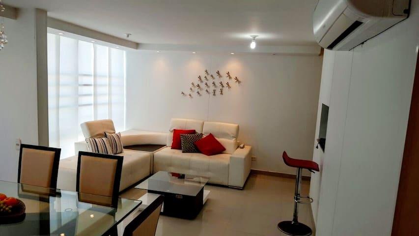 Apartamento Amoblado - Barranquilla - Flat