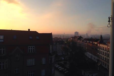Great view/ City center/ Danish hygge - Apartamento