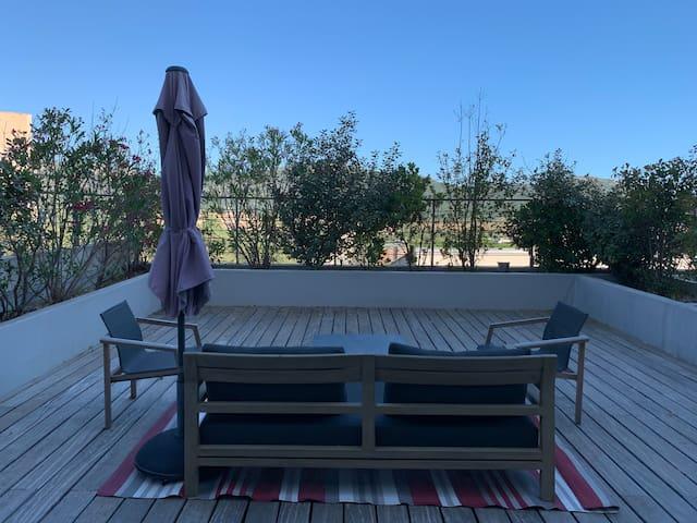 U Palazzu - Appartement cosy terrasse & piscine