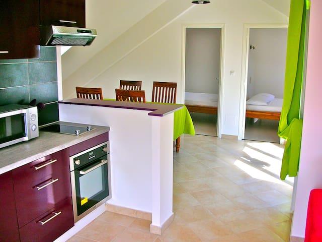 appartement meublé proche front de mer