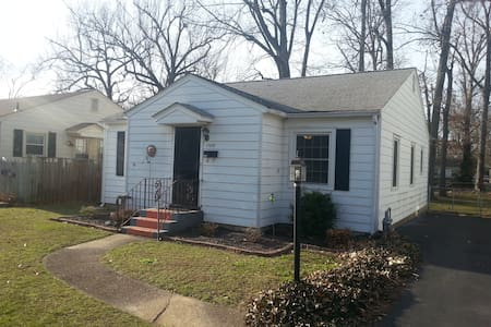 Little House in the River City - Paducah - Ev