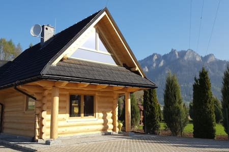 Wooden houses #pieniny - Sromowce Niżne