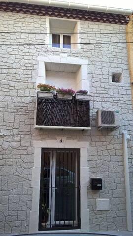 Maison de village pour 4 personnes à Marseillan