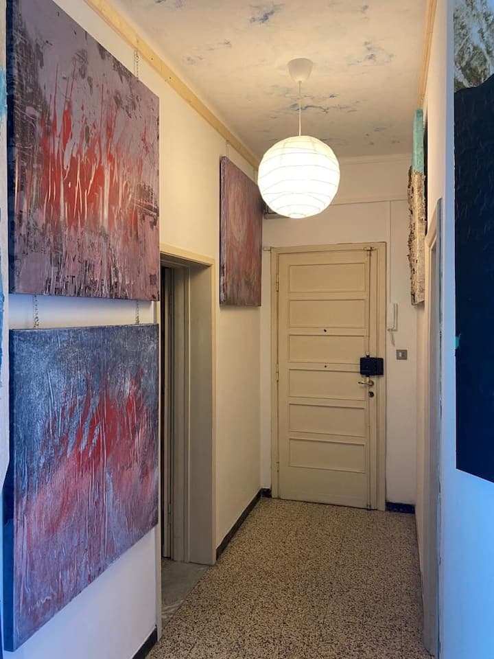 Appartamento a 3 km centro storico