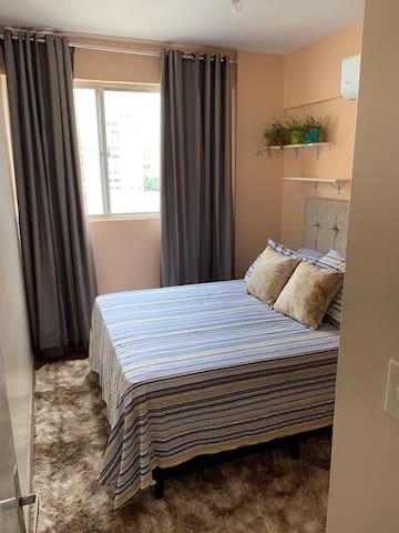 Excelente quarto em localidade privilegiada!
