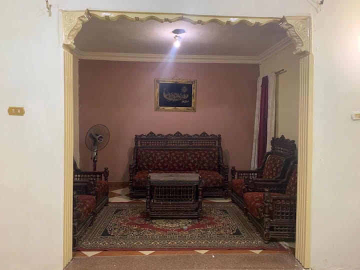 Arabic-Style Affordable Apartment in El-Haram