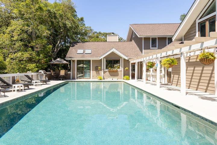 Kiawah Island Pool House - 1BR Apartment