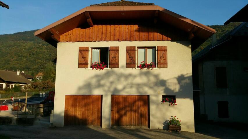 Maison de village de 35m2
