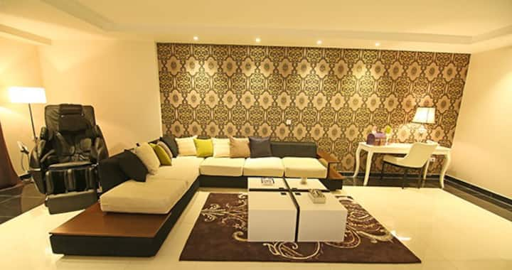 Al Ashrafia Smart Residence (3 bedrooms smart apt)