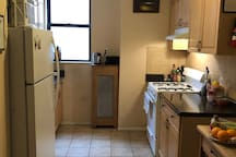 Latge kitchen if you like to cook
