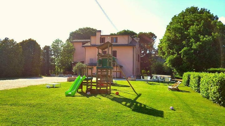 3. Forlì, Faenza, Ravenna, Mirabilan..