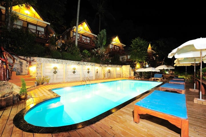 Dazzling Family Bungalow on Phi Phi Island!