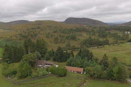 Peaceful Highland retreat on NC500!