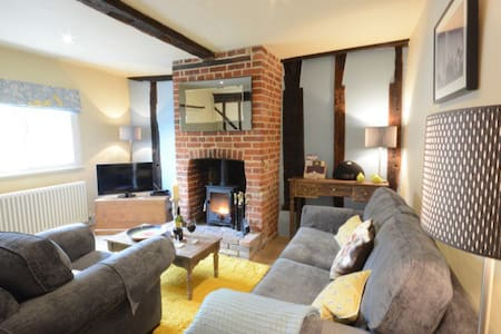 Luxury 2 Bedroom Lavenham Cottage - Lavenham