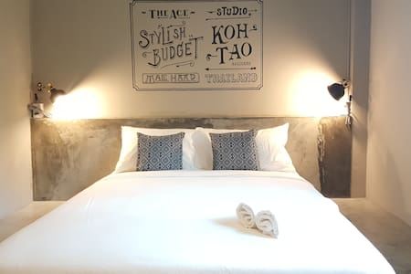 THE ACE Stylish Budget@T8 at Mae Haad Pier - Ko Tao - Wohnung