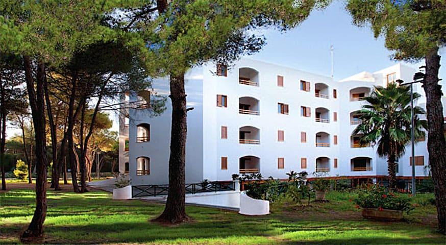 Appartamento in pineta a pochi passi dal mare - Campo Verde - Appartement