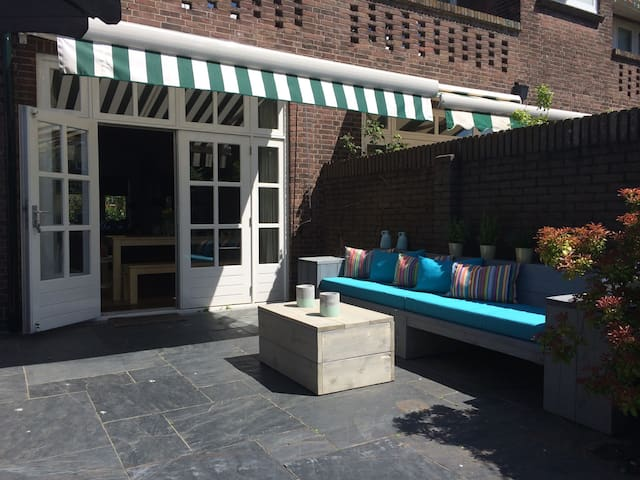 Lovely family home near beach - Wassenaar