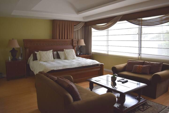 habitación en el norte de Quito Ecuador