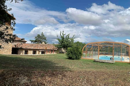 Artist´s house at Quintanilla de los Adrianos