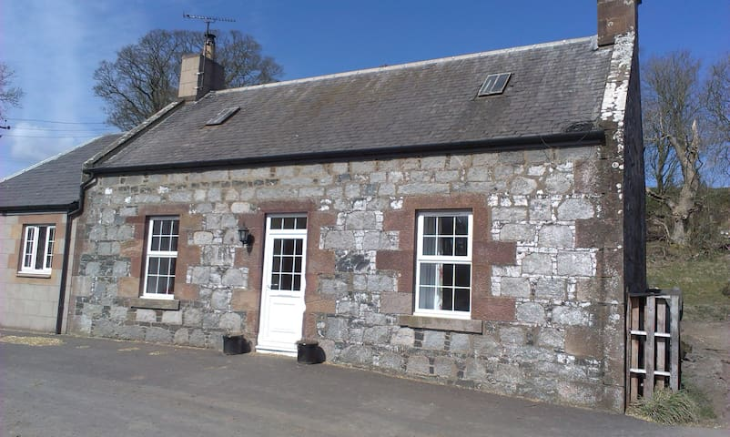 Blossom Cottage Maybole KA19 7SB - Maybole - House