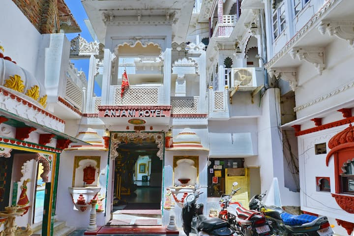 Classic Room in Anjani Hotel