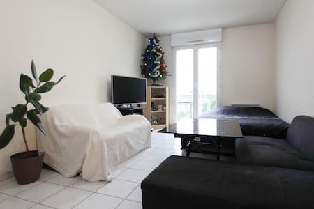 Bel appartement calme proche commodités ★★★ - Joué-lès-Tours