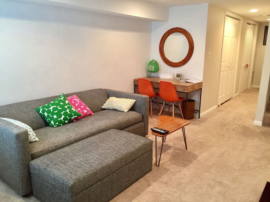 Cheery 1 Bedroom English Basement Houses For Rent In Washington District Of Columbia United